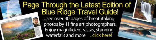 Click to Look Inside Blue Ridge Travel Guide Photo Book