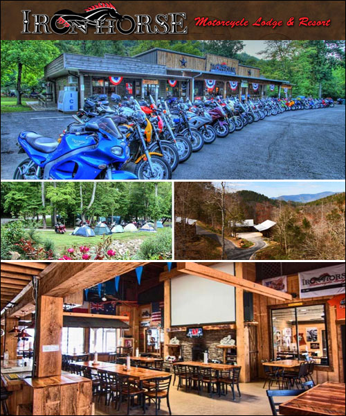 Iron Horse Motorcycle Lodge and Campground